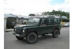 Установка автокондиционера на Lend Rover Defender