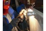 Сварка аргоном и напыление металла