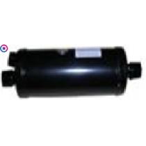 Фильтр-осушитель (ресивер) 260мм. горизонтальный D-76мм.