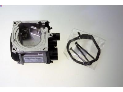 Блок управления + вентилятор TT-Evo 4 кВт 12В (бензин)